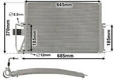 Klimakondensator   für OPEL VECTRA B Kondensator, Klimaanlage Klimakühler,  