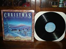 Christmas-Listen To The Joy-Hallmark-Record Album LP Vinyl