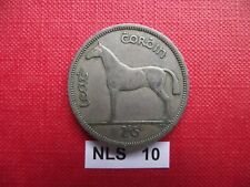 IRELAND (ÉIRE). 1963 HALF CROWN #NLS10