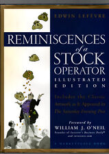 REMINISCENCES OF A STOCK OPERATOR - EDWIN LEFEVRE illustrated Blumenthal shares