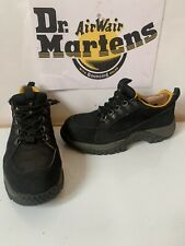 Dr.martens Industrial Steel Toe Waterproof Leather Shoes Size UK 7 EU 41