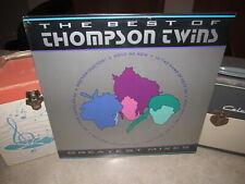 SEALED - THOMPSON TWINS Vinyl Lp GREATEST MIXES 1987 Arista SEALED/MINT!