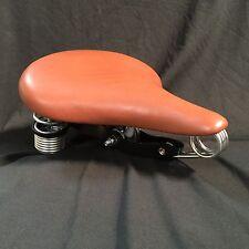 Reproduction Vintage Schwinn prewar elgin B6 Dx phantom troxel B1 mesinger seat