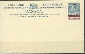 Canada, Post CardsT,ype UPU, No::P83, Mint.......Admiral Issue.......B-JN14-012
