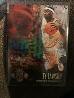 2013-14 Panini Court Kings #49 Ty Lawson Rookie 23/25 Denver Nuggets