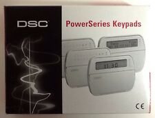 DSC SECURITY WIRELESS RFK5501ENG 64 ZONE FIXED ENGLISH KEYPAD ALARM
