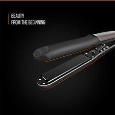 Professional Hair Straightener Salon Steam styler Vapor Argan Ceramic Flat Iron