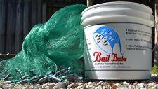 """Bait Buster 3/8"""" Sq. Mesh Bait Cast Net 8 ft. Radius CBT-BB8"""