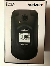 Kyocera DuraXV E4610 Verizon LTE 4G CAMERA 16GB FLIP Phone SEALED ORIG BOX NEW