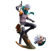 Naruto Hatake Kakashi 23cm Action Figure Toy Model Anime Ninja Gift Collectible