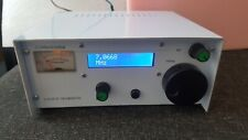 HF transceiver, 40m / 80m, frequency counter/s-meter, chassis, Assembled PCB