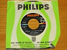 """60's ROCK 45 RPM - THE 4 SEASONS - PHILIPS 40393 - """"I'VE GOT YOU UNDER MY SKIN"""""""