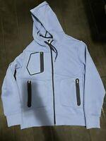Ralph Lauren RLX Ivy Golf Club Hoodie Sweatshirt Blue Men's Size Medium $198