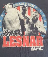 Brock Lesnar Medium T Shirt Ufc 2009 Champion wwe