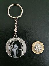 Thin Lizzy Phil Lynott 50th Anniversary Pin Badge Keyring
