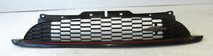 Genuine MINI Front Aero Black Honeycomb Grill - R56 R55 R57 JCW 0404122 #52
