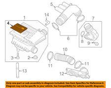 VW VOLKSWAGEN OEM 13-15 Jetta Engine-Air Filter Element 04E129620