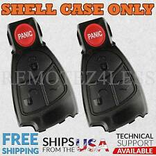 2 For 2000 2001 2002 2003 2004 2005 2006 SL Class Remote Shell Case Key Cover