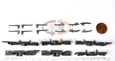 Ersatz-Teilesatz Drehgestellblende z.B. für ROCO ICE Triebzug Spur H0 1:87 - NEU