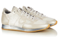 "PHILIPPE MODEL Sneakers ""Tropez"" in Pelle Sneaker  Shoes Donna Girl originali"