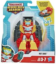 Transformers Rescue Bots Playskool Heroes Hot Shot Action Figure