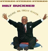 Milt Buckner - Please Mr. Organ Player + Send Me Softly [New CD] Spain - Import