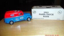 3 BANK VEHICLES:  1940 FORD AMOCO PANEL VAN BANK, FOR MODEL A TANKER & 1950 PANE
