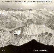 Jan Garbarek: Ragas And Sagas Original recording reissued Audio CD