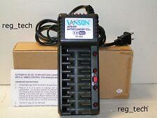 8 Slot Automatic NiMH NiCD 8 Bay AA AAA Battery Charger Vanson V868