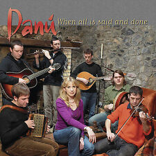 DANU - When All Is Said And Done, Celtic Folk CD, NEW