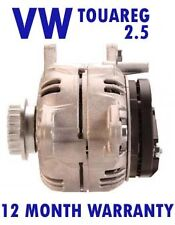 VW - TOUAREG - 2.5 - R5 TDI - 2003, 2004, 2005, 2006 2007 - 2010 ALTERNATOR
