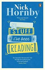 NICK HORNBY ___ STUFF I'VE BEEN READING ___ BRAND NEW ___ FREEPOST UK