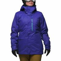 The North Face Womens Thermoball Snow TriClimate Jacket Inauguration Blue