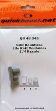 Quickboost 1/48 SBD Dauntless Life Raft Container # 48345