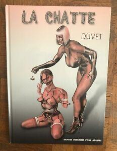 La chatte Par Xavier Duvet