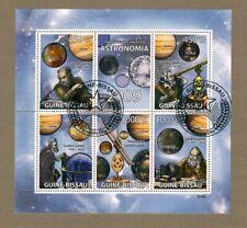 F158 GUINEA BISSAU spazio astronomia
