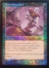 Ensevelissement PREMIUM / FOIL VF Odyssée - French Entomb - Odyssey - Magic mtg