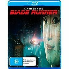 BLADE RUNNER BLU RAY - NEW & SEALED HARRISON FORD, THE FINAL CUT, RIDLEY SCOTT