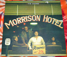 THE DOORS Morrison Hotel ELEKTRA RECORDS 1970 butterfly label reissue NM FRESH!!