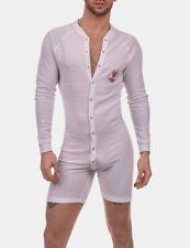 barcode Berlin Union Suit Piero weiß/rot 91737/201 gay sexy BLITZVERSAND