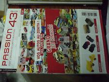 13µ? Revue Passion 43eme n°60 Renault Trucks T520 Sport DB10 Bond Hot Wheels