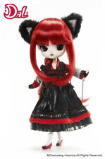 Dal Tina Red Hair 1/6 Doll Pullip Byul Taeyang BJD Jun Planning Groove