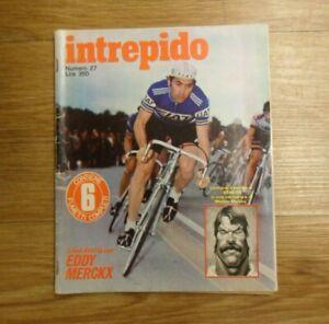 Intrepido N.27 del 1977 Merckx (Ciclismo)! Ottimo! ▓