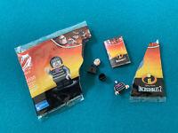 """💥 LEGO® Incredibles (30615) """"Edna Mode Polybag"""" Disney Minifigure (OPEN) 💥"""