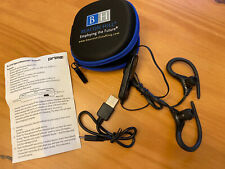 BLUE TOOTH EARBUDS Beacon Hill Swag w/ Charger and Case Prime Line PL-1210