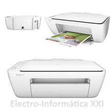 Multifuncion Color Hp Inyeccion  Deskjet 2130 Escaner Impresora Multifunción
