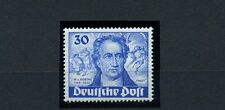 Berlin 30 Pfg. Goethe 1949** Plattenfehler Michel 63 I geprüft (S10628)