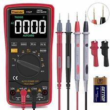 New Listingfluke Digital Multimeter Auto Ranging Trms 6000 Ac Dc Voltage Alert Amp Ohm Diod