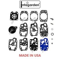 Carburettor Repair Kit, Replace Walbro K13-WYK, K21-WYK, D21-WYK, D13-WYK, Carb