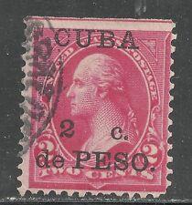 U.S. Possessions stamps scott 222 - 2 cent Washington issue of 1899 - #6